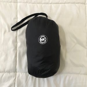 Michael Kors packable jacket